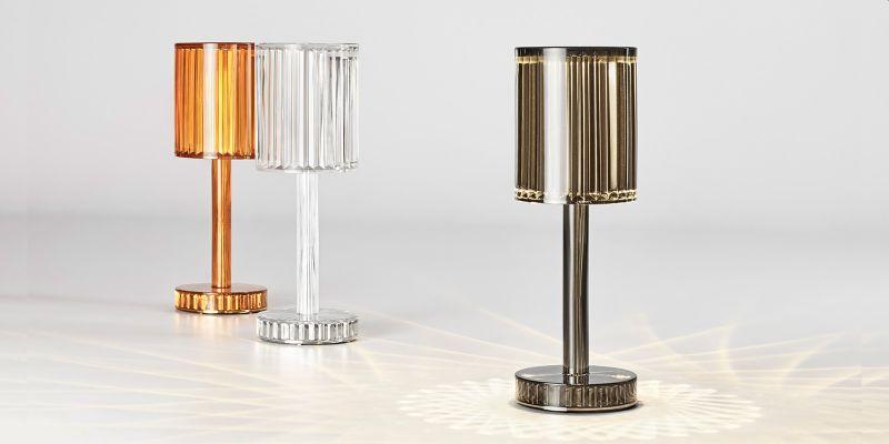 VONDOM's Gatsby Collection Reflects Symmetrical Patterns of Light