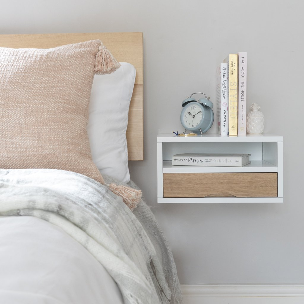Types of Bedside Tables for a Stylish Bedroom