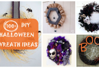 DIY Halloween Wreaths to Welcome Evil Spirits into Your Home