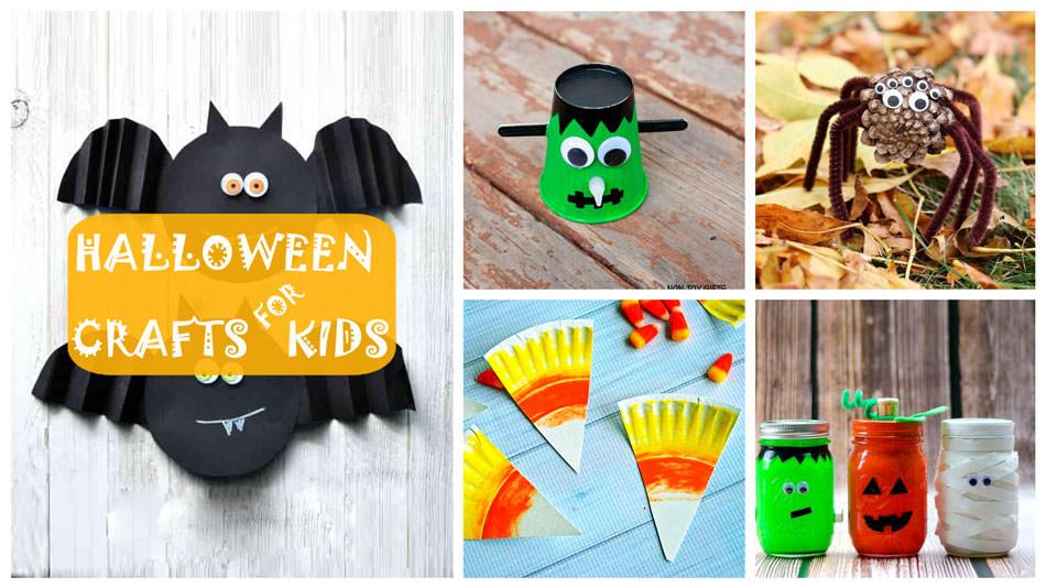 Best Halloween Crafts for Kids