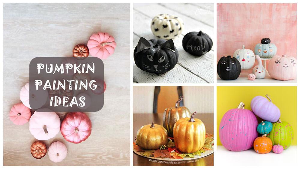 Halloween-Pumpkin-Painting-Ideas