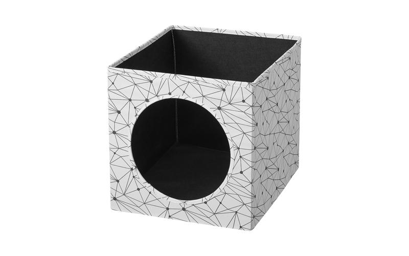 IKEA LURVIG cathouse