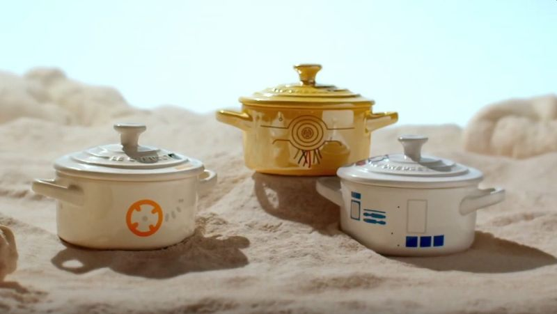 Le Creuset's Releasing a Fancy Range of Star Wars themed Cooking Appliances-7
