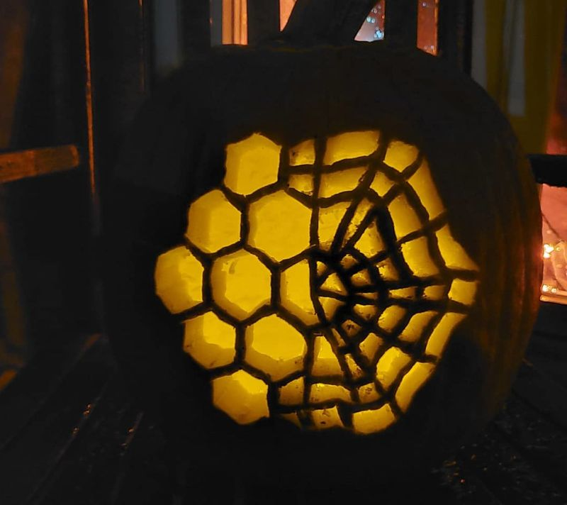 NASA Reveals Tricks for James Webb Space Telescope Pumpkin Carving