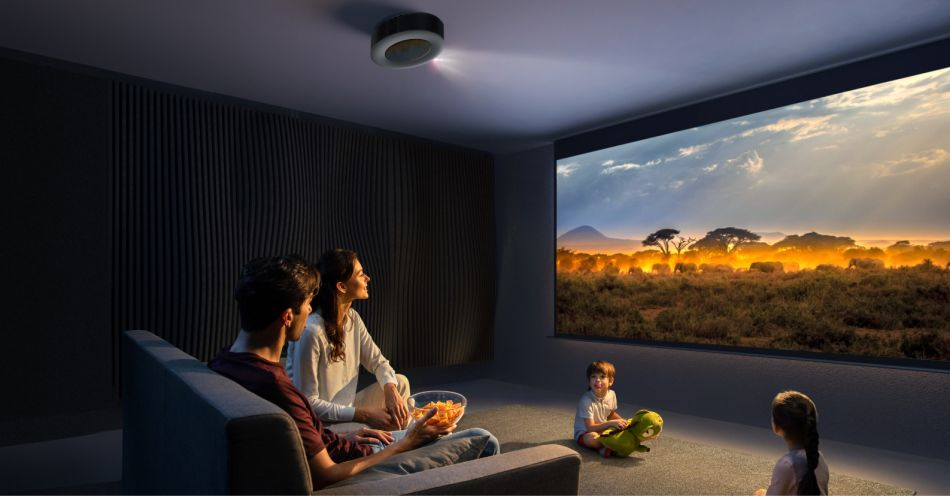Nebula Cosmos Max 4K Projector with 3D Audio Available for $1,099