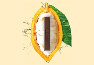 Nestlé Creates First Ever Chocolate Entirely Made from Cacao Fruit