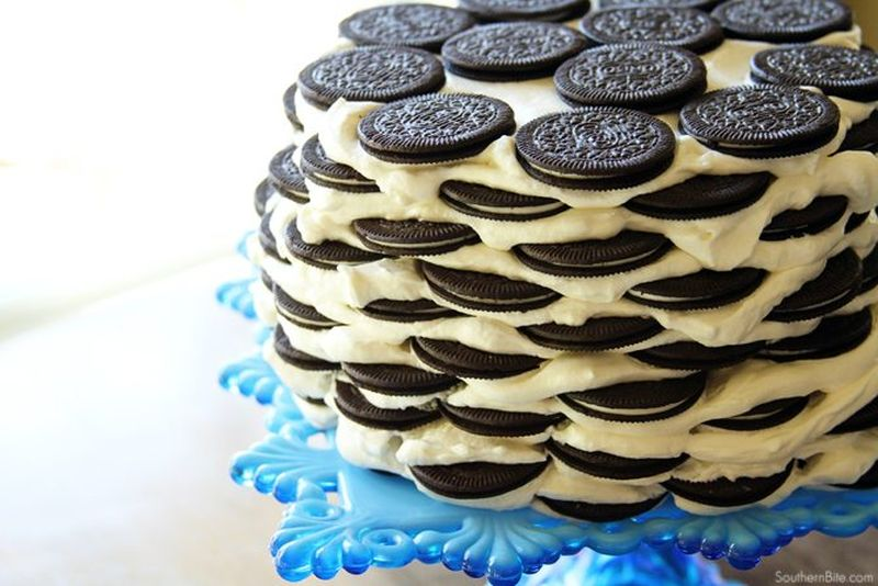 10+ Easy Halloween Cake Recipes You can Make with Oreo Cookies
