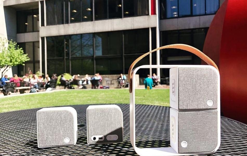 Pangissimo Releases SIMO Surround Sound Bluetooth Speaker