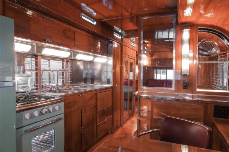 This Hand-Restored 1950 Westcraft Capistrano Calypso Trailer is Up for Sale