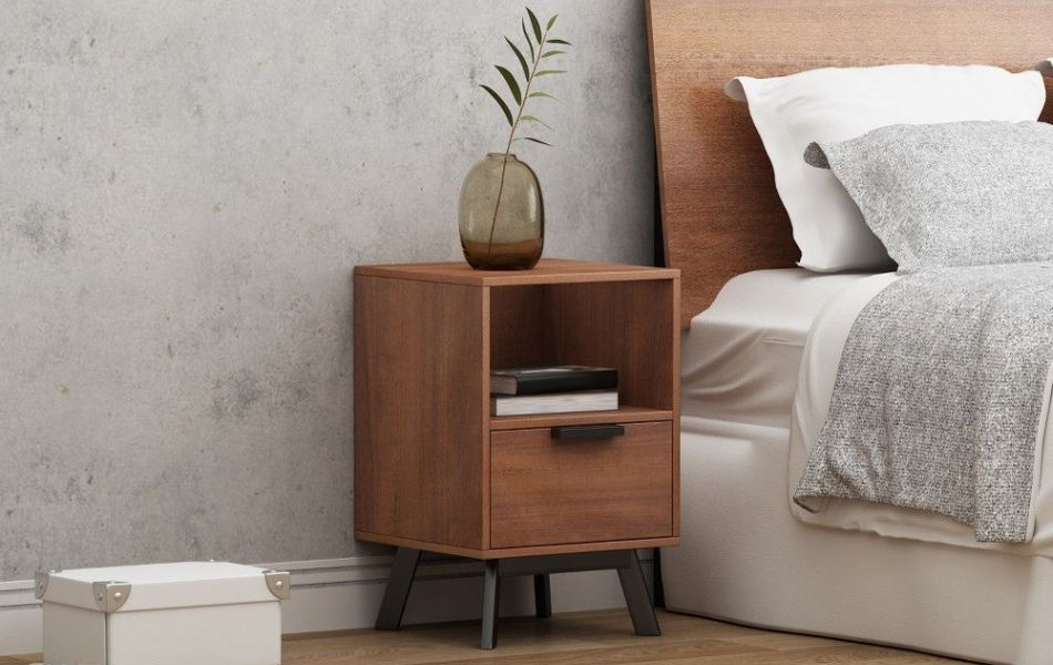 Ten Types of Bedside Tables for a Stylish Bedroom