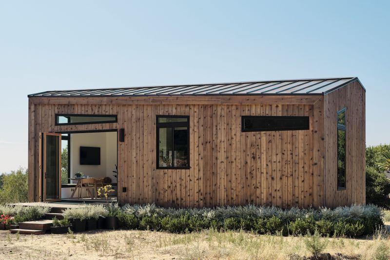 Beautifully Designed Koto X Abodu is Modular Prefab Backyard Tiny Home