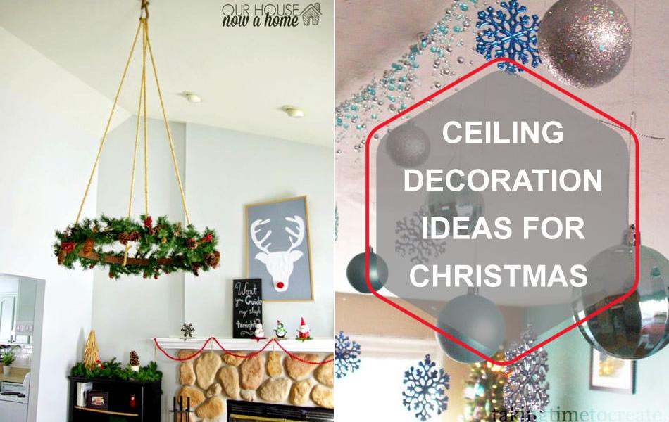 Best-Christmas-Ceiling-Decoration-Ideas
