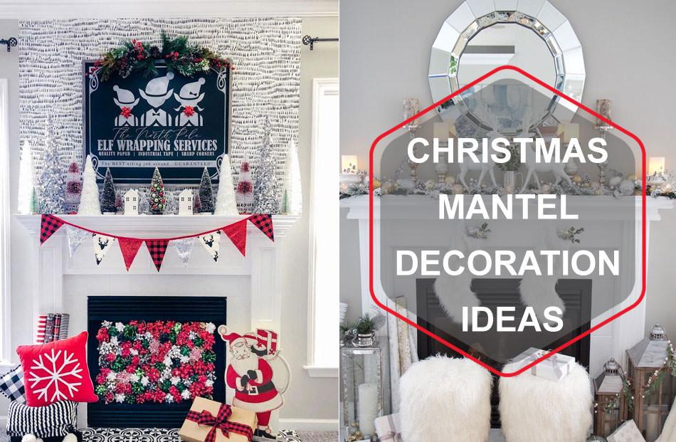 Best-Christmas-Fireplace-Mantel-Decoration-Ideas