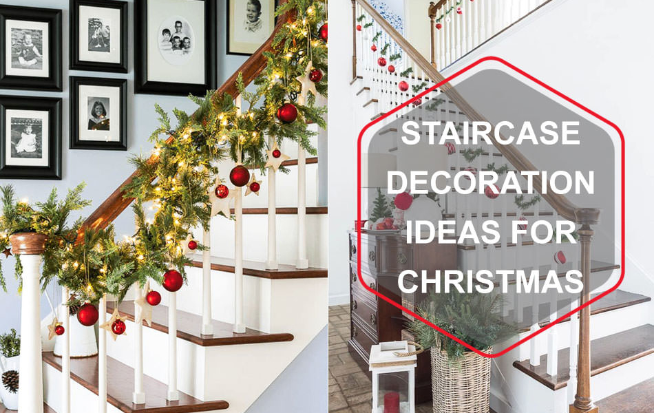 Best-Christmas-Staircase-Decoration-Ideas