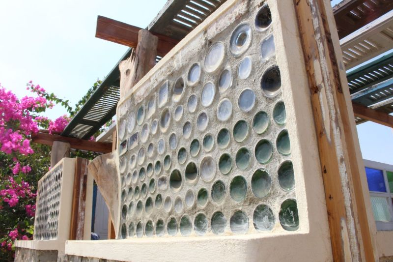 Egyptian Man Builds Dream House out of Recycled Materials