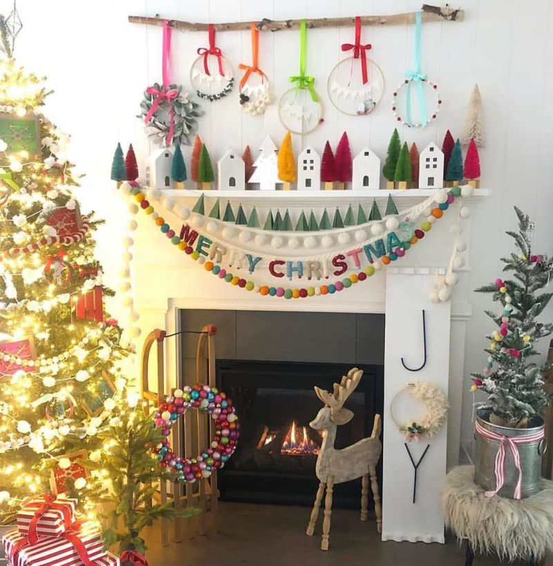 Most Stylish Indoor Christmas Decoration Ideas For 2019