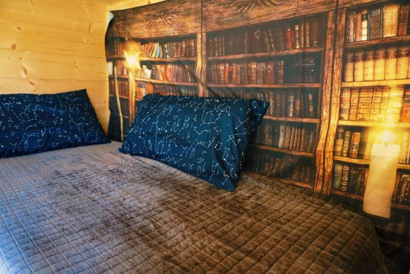 Harry Potter-Themed Tiny House in New York is Available on Airbnb