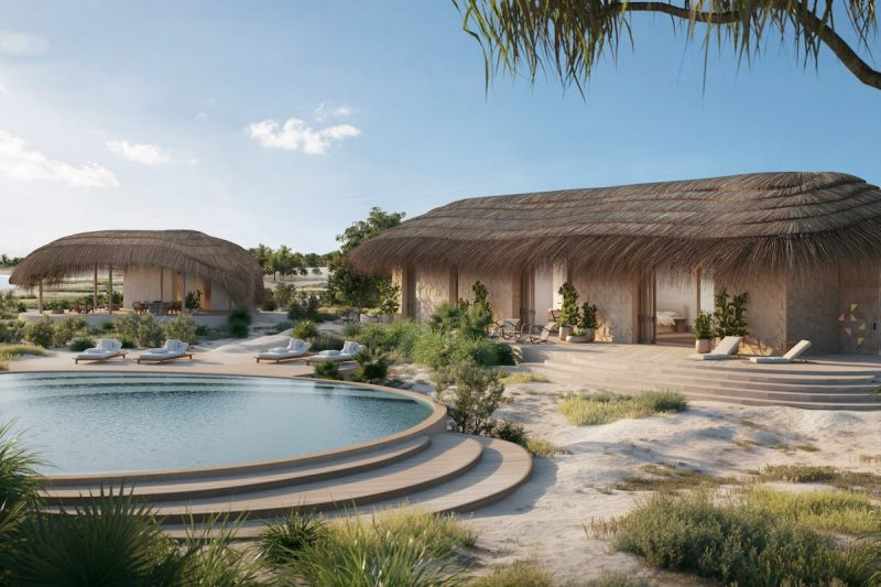 Kisawa Sanctuary in Mozambique to get 3D Printed Hotel in 2020