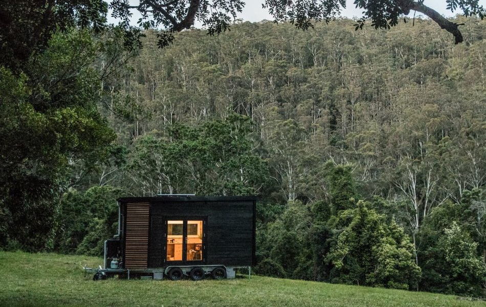Matthew McConaughey Designs a Rental Eco Cabin in Australia
