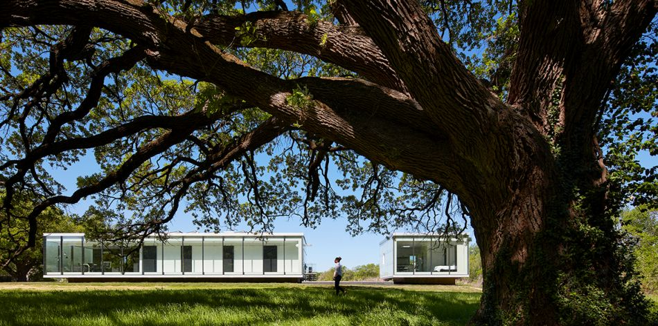 Students Build LEED Platinum Smart Home in Kansas for Studio 804