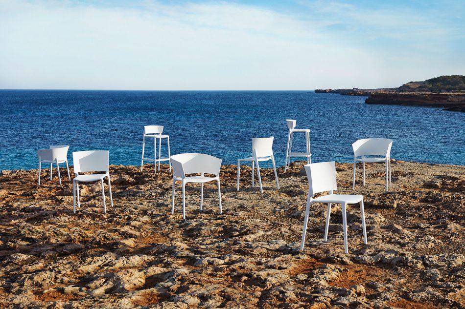 Vondom Revolution Transforming Ocean Plastic into Designer Furniture