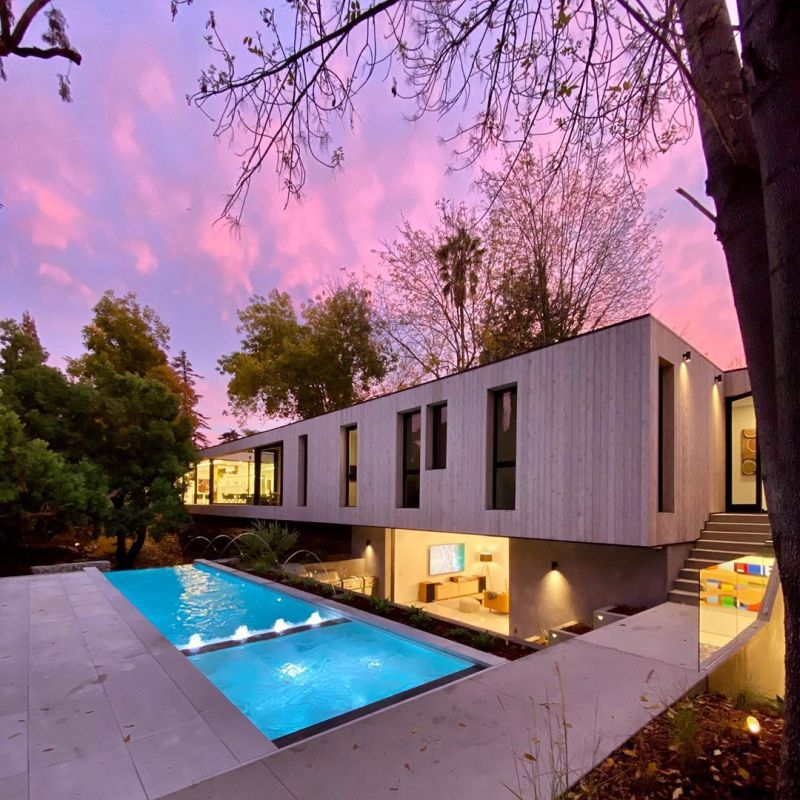 Dan Brunn Architecture Builds One-of-a-Kind Bridge House in Los Angeles