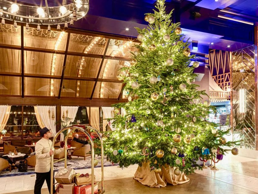 Debbie Wingham Creates World's Most Expensive Christmas Tree