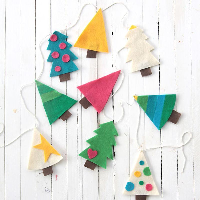 Felt tree DIY christmas-garland_1