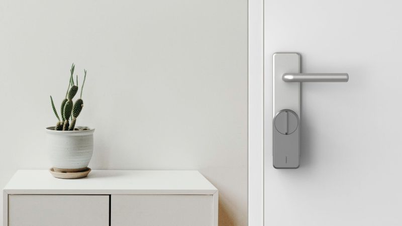 Gimdow Smart Lock can be Retrofitted to Existing Door Locks