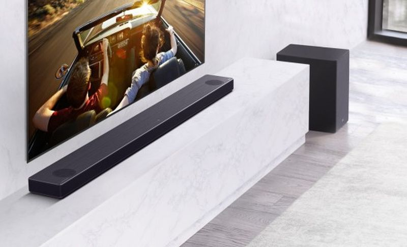 LG Electronics will be introducing a series of soundbars created in partnership with UK –based brand Meridian Audio at CES 2020