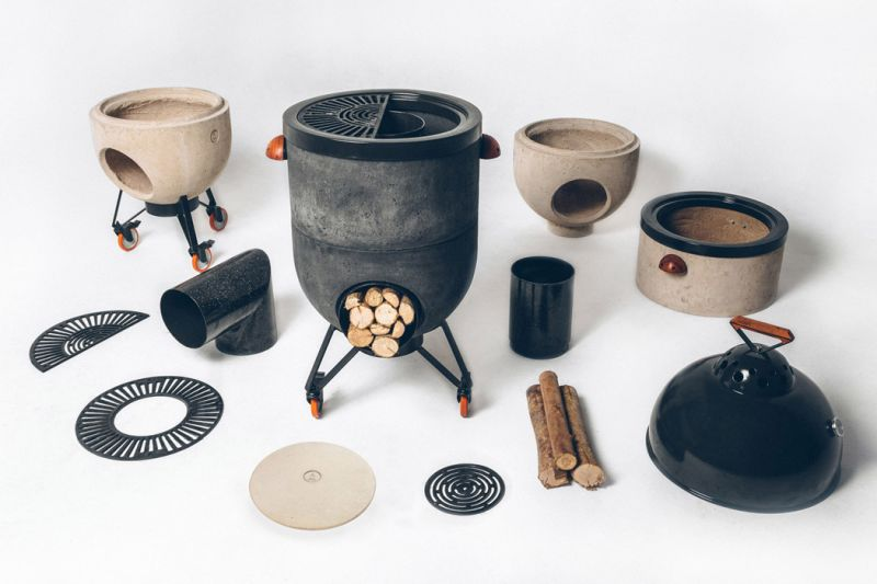 Multipurpose Stove Noori V01 Functions as Versatile Cooker for All Occasions