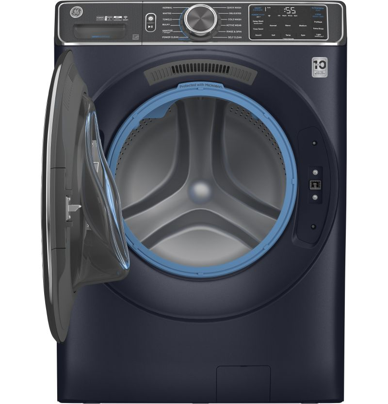 New UltraFresh Front Load Washer from GE Appliances Gets Rid of Odor and Bacteria