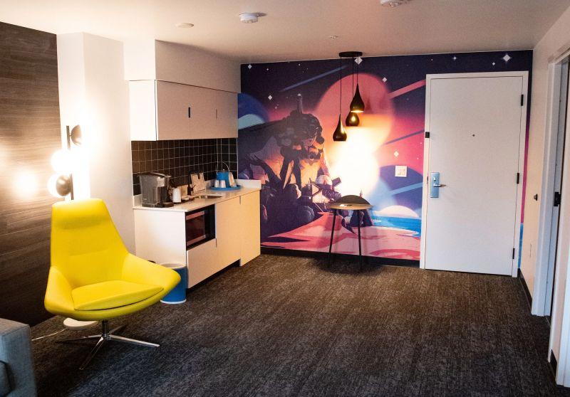 World's First Cartoon Network Hotel Will be Opening Summer 2020 in Lancaster County