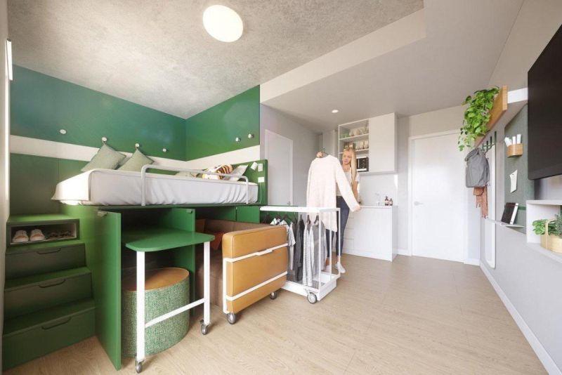 Ashkan Mostahim Designs UKO Co-Living Spaces in Australia