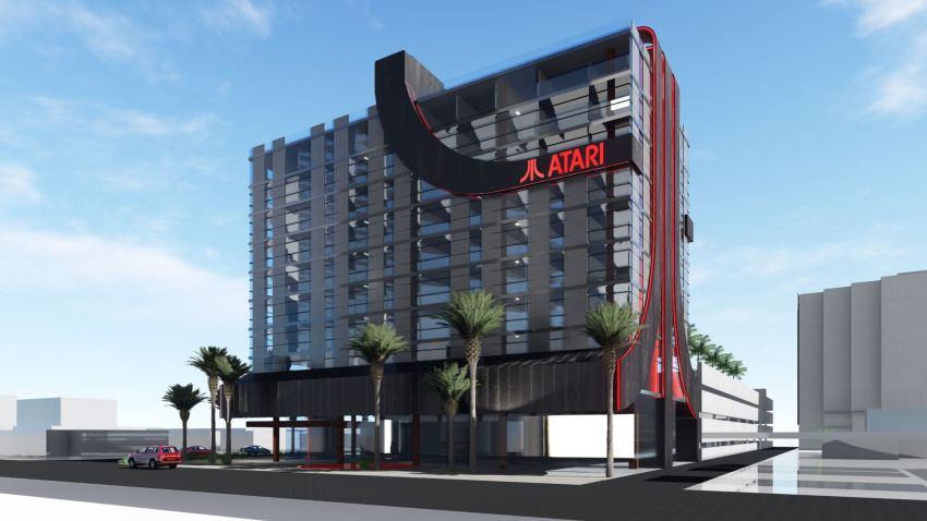 Atari Games, a well-known name in the gaming industry, has signed up an agreement with real estate developer True North Studio and consultancy agency GSD Group for building several video game-themed Atari-branded Hotels in the United States.
