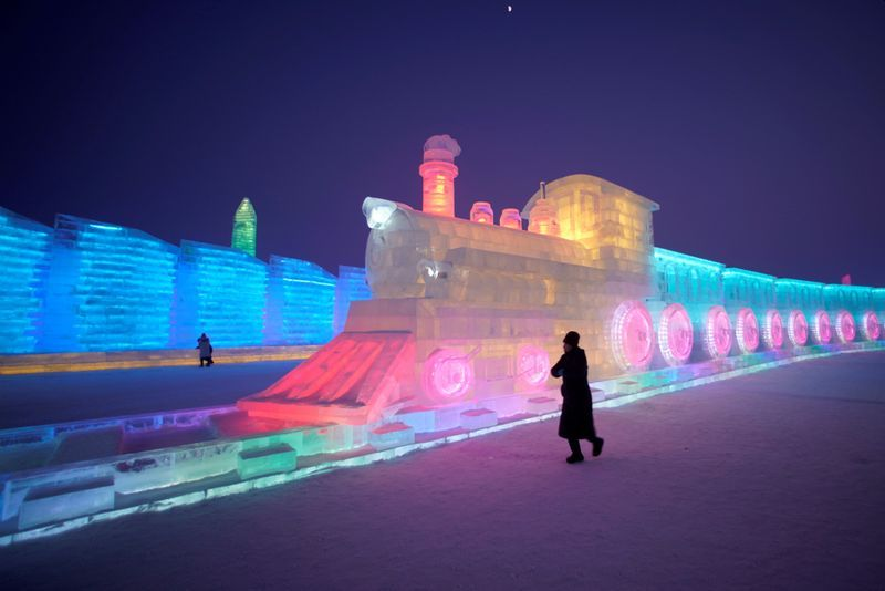 Harbin Ice and Snow Festival Ready to Open its Frozen Wonderland to Visitors