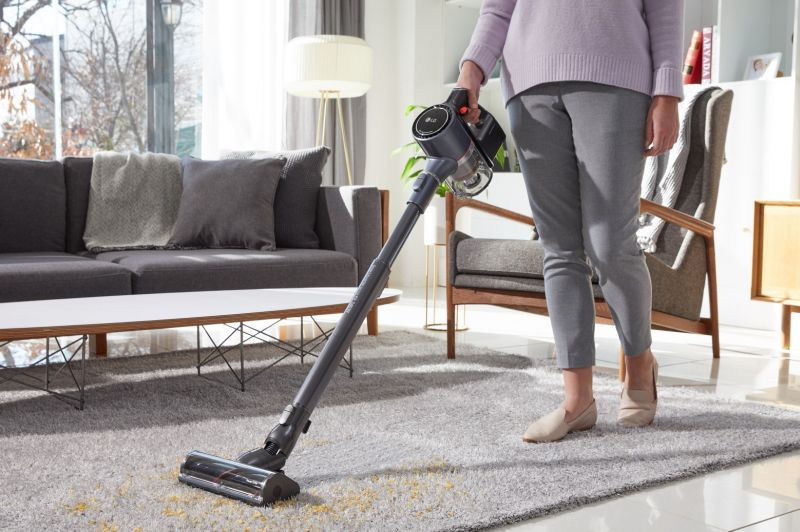 LG Launching New Cordless Vacuum that also Mops at CES 2020