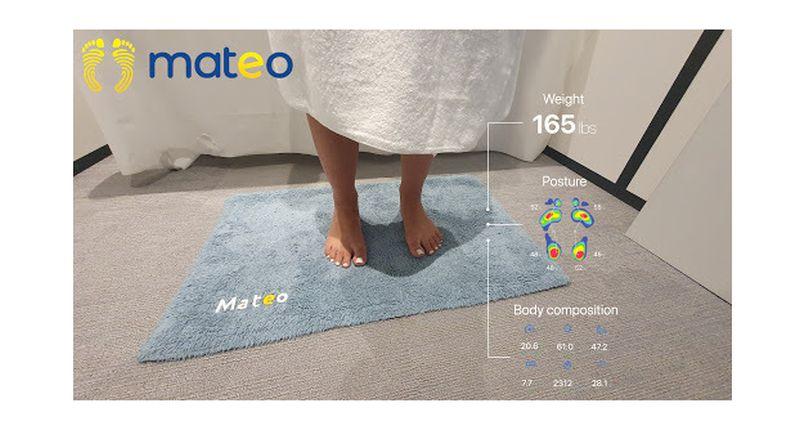 Mateo smart bathroom mat-1