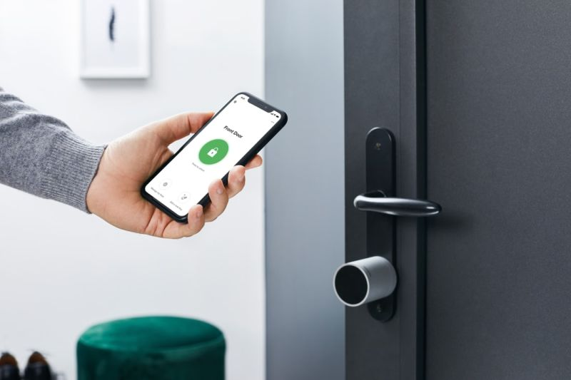 Netatmo Launches Homekit-Friendly Smart Door Lock and Keys at CES 2020