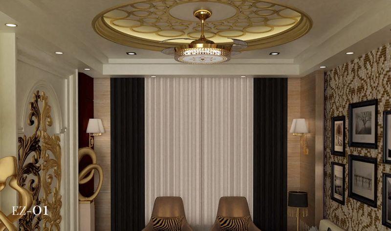 Releases Eleganza Line of Air Circulating Luxury Chandeliers