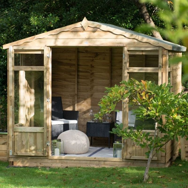 Reasons You Need to build a Summerhouse in Your Garden