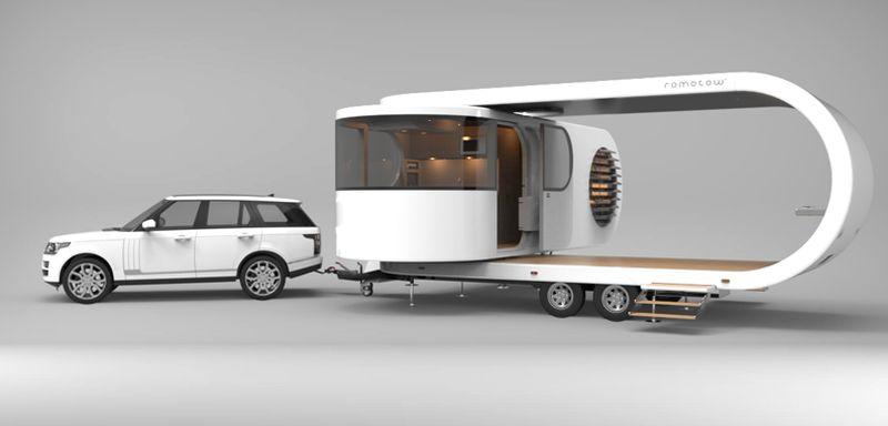 Romorow caravan by w2