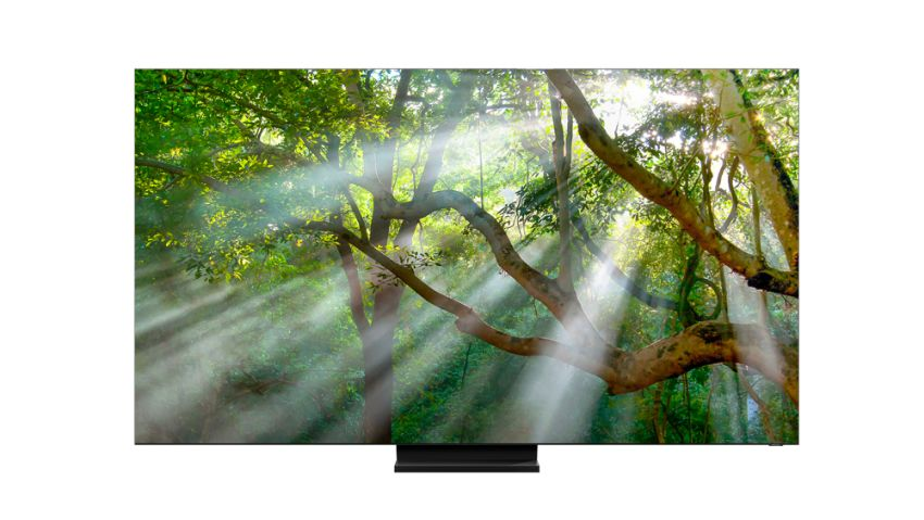 Samsung Announces 8K QLED TV with AI-Enhanced Smart Features