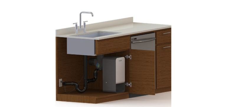 Sepura Food Waste Disposal System at CES 2020
