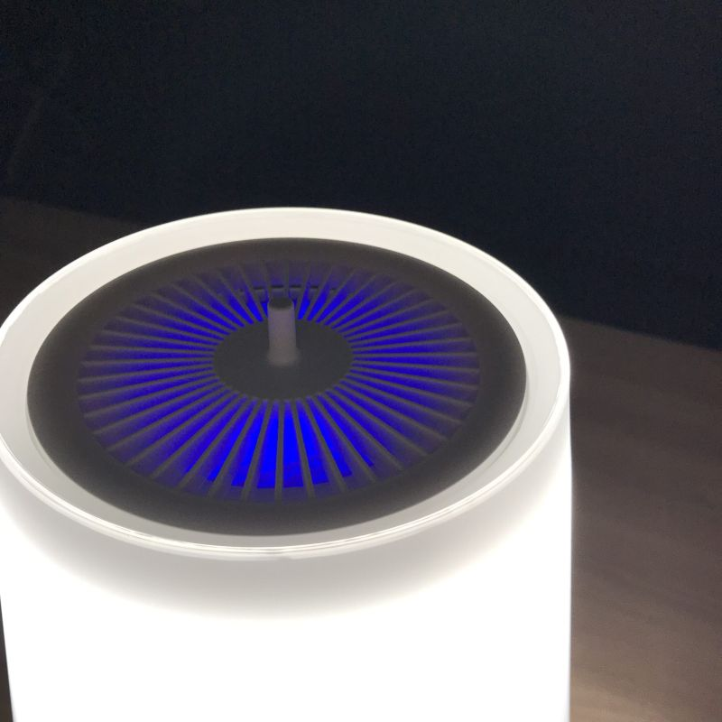 CES 2020: Puripot airLamp Doubles as Air Purifier