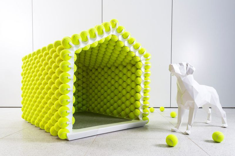 Fetch House for dogs