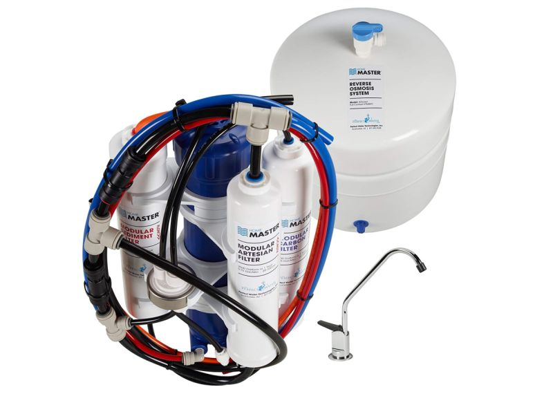 Home Master TMAFC Artesian RO water filter system