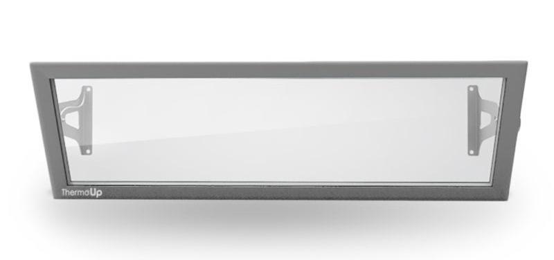 Infralia Launches ThermoUp Top Infrared Glass Radiators