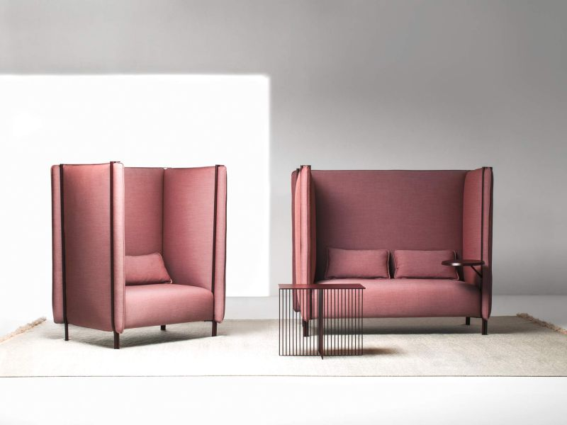 PINCH sofa by Skrivo Design
