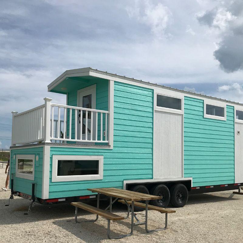 Petite Retreats Opens New Tiny House Village at Sunshine Key, Florida